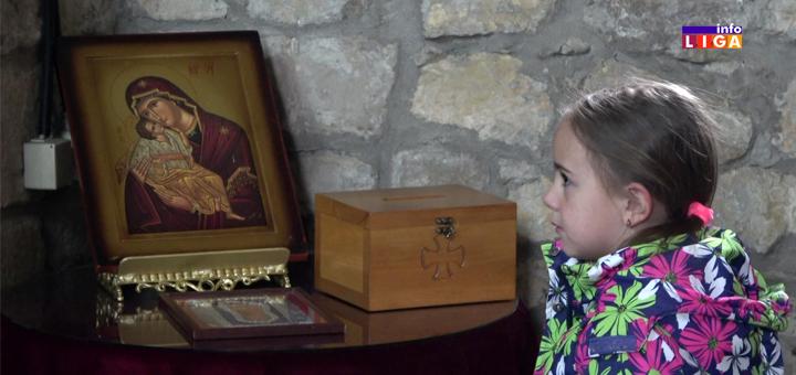 IL-Moleban-Presvetoj-Bogorodici- Moleban Presvetoj Bogorodici za spas naroda u ivanjičkoj crkvi (VIDEO)