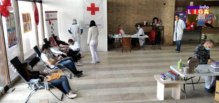 Il-Davanje-krvi-grupna- Ivanjičane i u najtežim vremenima odlikuje plemenitost (FOTO)