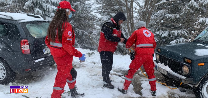 Il-Volonteri-CK-zaglavljeni-u-snegu-2 Volonteri zaglavljeni u snegu (VIDEO)
