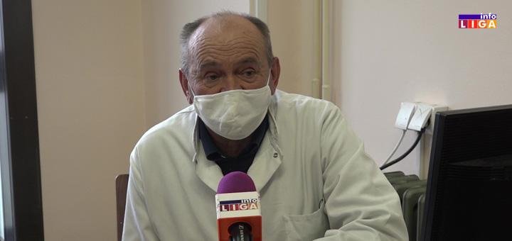 il-dr-dramicanin Za sad nema novih slučajeva korone u Ivanjici (VIDEO)