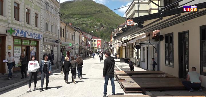 il-glavna-ulica- Ivanjičke kafedžije u nedoumici- Kako će izgledati rad pod novim uslovima? (VIDEO)