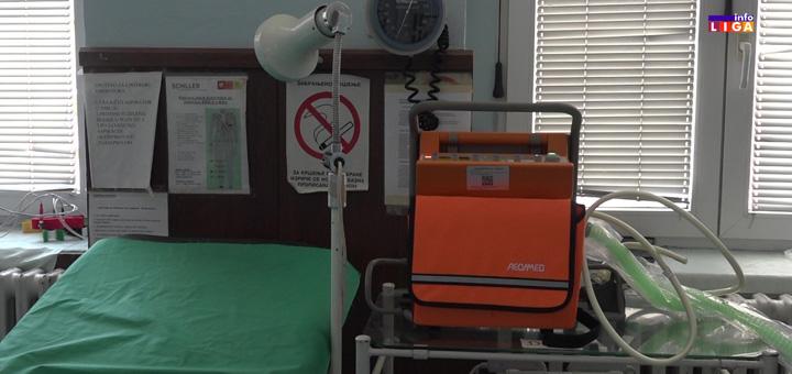 il-respiratori Ivanjica dobila respiratore (VIDEO)