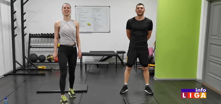 Novo za ljubitelje fitnesa – projekat #1000IVANJIČANA (VIDEO)