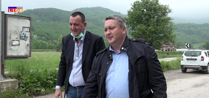 IL-Ministar-Bogicevic- Timovi ministarstva poljoprivrede obišli malinjake u Ivanjici i Arilju (VIDEO)