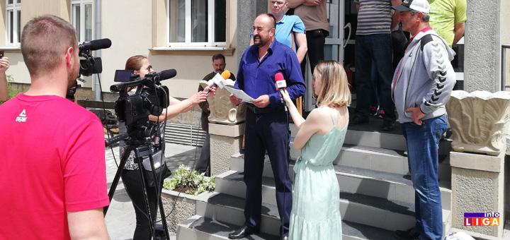 il-konferencija-dveri- Ivanjičke Dveri podržale svog lidera (VIDEO)