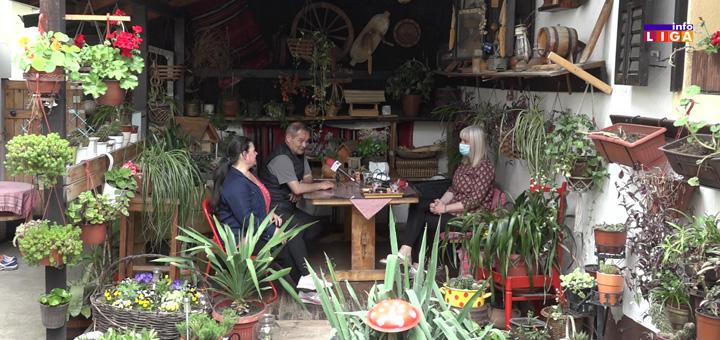 Makedonka u Ivanjici neguje vrt sa preko 400 biljaka (VIDEO)
