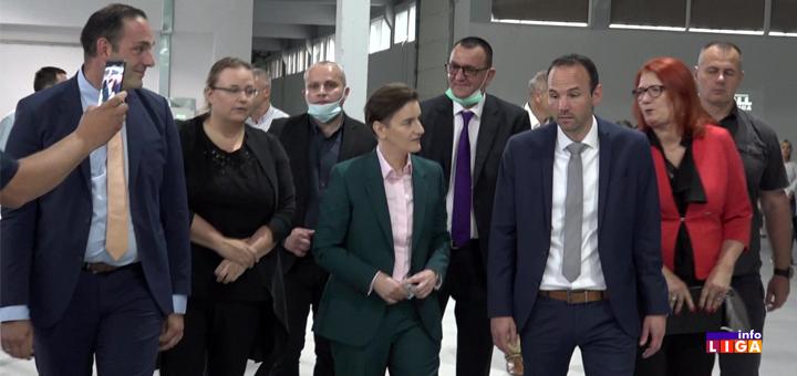 """IL-Ana-Brnabić-otvara-fariku-KONIG-METALL- Ana Brnabić otvorila nemačku fabriku u Ivanjici i obišla kompaniju """"MATIS GROUP"""" (VIDEO)"""