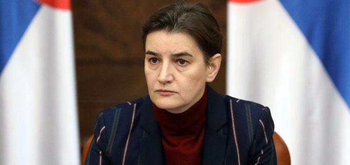 IL-Ana-Brnabic Predsednica Vlade RS Ana Brnabić u Ivanjici