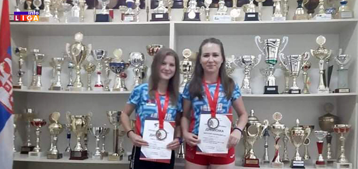 IL-Atelticarke-Javora-sa-medaljama- Dve medalje za ivanjičke atletičarke na prvenstvu Srbije