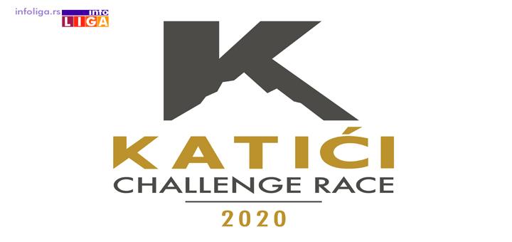 KATIĆI CHALLENGE RACE 2020 – Izaberi svoju stazu i upoznaj lepote Srbije
