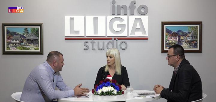Izbori 2020 : Predstavnici ivanjičkog odbora Srpske napredne stranke gosti studija InfoLiga (VIDEO)