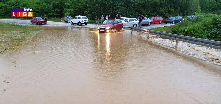 IL-poplava-Lucani-4 Obilne padavine prave probleme: Poplavljeno nekoliko domaćinstava u Lučanima (FOTO)
