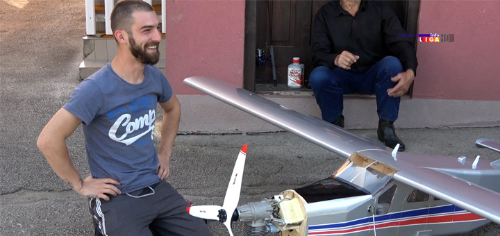 il-letelice-osonica- Talentovani Ivanjičanin sklopio osam funkcionalnih aviona - Iznenadiće vas njegov sledeći korak (VIDEO)