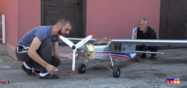 Talentovani Ivanjičanin sklopio osam funkcionalnih aviona – Iznenadiće vas njegov sledeći korak (VIDEO)