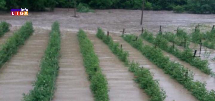 il-maline-poplavljene Putevi u Ivanjici neprohodni, kola zaglavljena u mulju i vodi, stiže pomoć u cisternama (VIDEO)