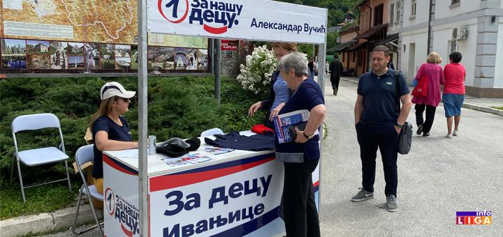il-naprednjaci2 Srpska napredna stranka promovisala predizborni program (VIDEO/FOTO)