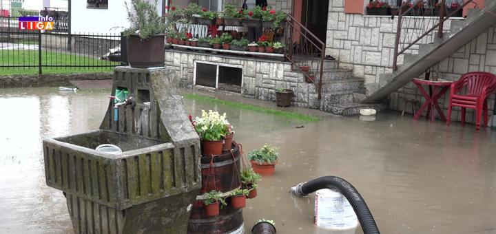 il-poplava-ivanjica- Kiša napravila haos na više lokacija u Ivanjici (VIDEO)