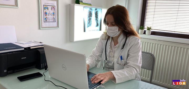 """il-svetlana-grbic1 Specijalistička pneumoftiziološka ordinacija """"Dr Svetlana Grbić"""" počela je sa radom na ulazu u Ivanjicu"""