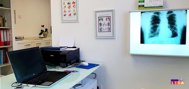 """il-svetlana-grbic2 Specijalistička pneumoftiziološka ordinacija """"Dr Svetlana Grbić"""" počela je sa radom na ulazu u Ivanjicu"""