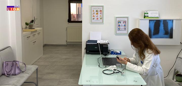 """il-svetlana-grbic4 Specijalistička pneumoftiziološka ordinacija """"Dr Svetlana Grbić"""" počela je sa radom na ulazu u Ivanjicu"""