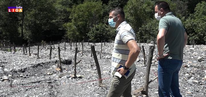IL-Bogdan-Igić-u-poseti-Ivanjici- Državni sekretar obišao poplavljena područja u opštini Ivanjica (VIDEO)