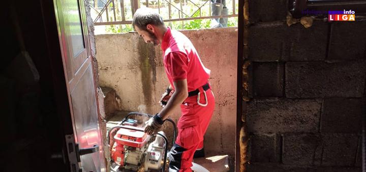 IL-CK-1 Volonteri Crvenog krsta Ivanjica pružali pomoć 6 687 sati (FOTO)