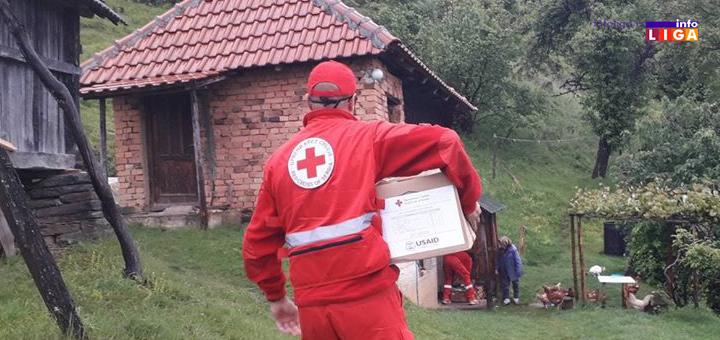 IL-CK-6 Volonteri Crvenog krsta Ivanjica pružali pomoć 6 687 sati (FOTO)