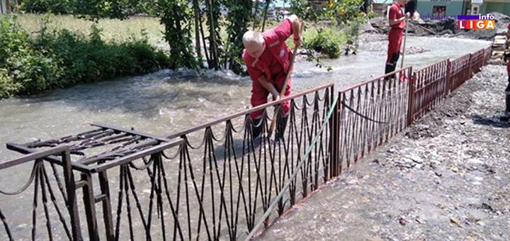 IL-CK-7 Volonteri Crvenog krsta Ivanjica pružali pomoć 6 687 sati (FOTO)