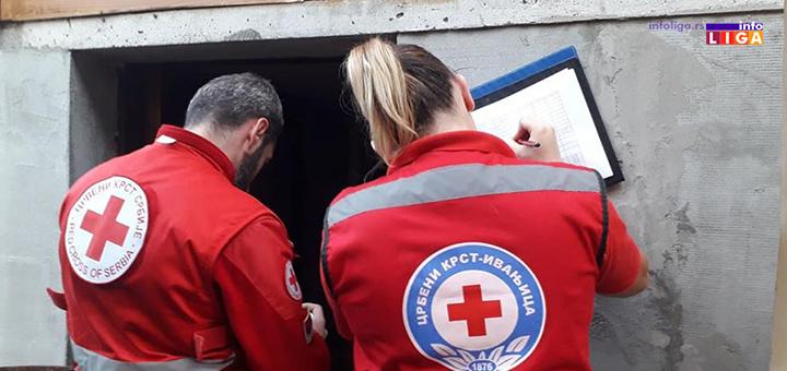 IL-CK-naslovna- Volonteri Crvenog krsta Ivanjica pružali pomoć 6 687 sati (FOTO)