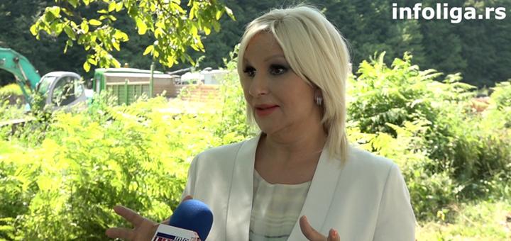 """IL-Intervju-Zorana-Mihajolvic Zorana Mihajlović za InfoLigu : """"2021. počinju radovi na delu autoputa Požega - Duga Poljana"""" (VIDEO)"""