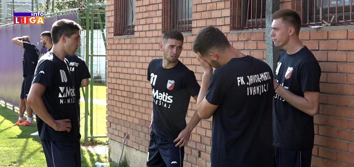 Javor Matis počeo sa pripremama za novu sezonu (VIDEO)
