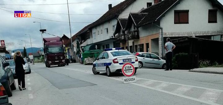 IL-Kamion-udario-dete-u-Prilikama- Ivanjica: U saobraćajnoj nezgodi povređen dečak