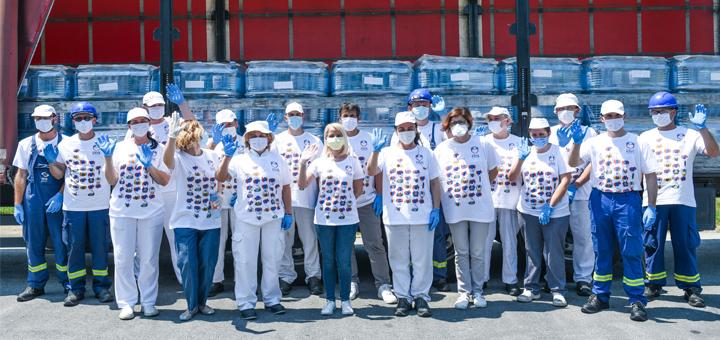 IL-Voda-NIS NIS donirao Ivanjičanima vodu za piće