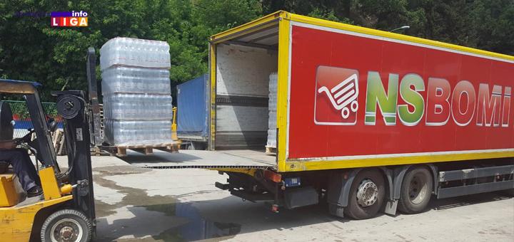 IL-Voda-Obrenovac-dva- Ivanjica dobila 13 hiljada litara vode od Obrenovca