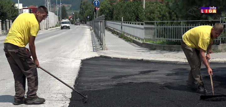 Il-Asfaltiranje-ulica-u-Ivanjici- Asfaltiranje ulica u Ivanjici  (VIDEO)