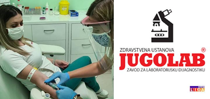 il-jugolab- Počelo serološko testiranje na COVID19 u JUGOLABU u Ivanjici