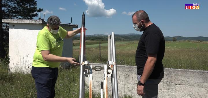 il-rakete Ivanjicu je pogodio tornado?! Obezbeđene nove količine protivgradnih raketa (VIDEO)