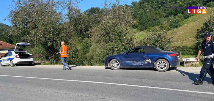 IL-Saobracajna-nezgoda-1 Teška saobraćajna nezgoda na ulazu u Ivanjicu (FOTO)