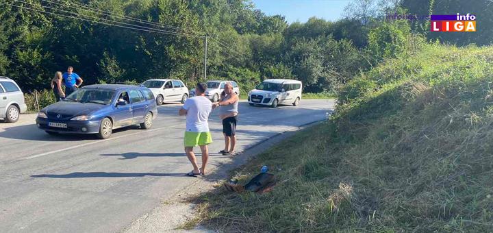 IL-Saobracajna-nezgoda-2 Teška saobraćajna nezgoda na ulazu u Ivanjicu (FOTO)