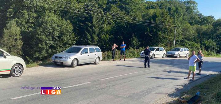 IL-Saobracajna-nezgoda-3 Teška saobraćajna nezgoda na ulazu u Ivanjicu (FOTO)