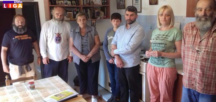 IL-hodocasce-2 Hodočasnici iz čitave Srbije poklonili se grobu prepodobnog Tikomira u Ivanjici
