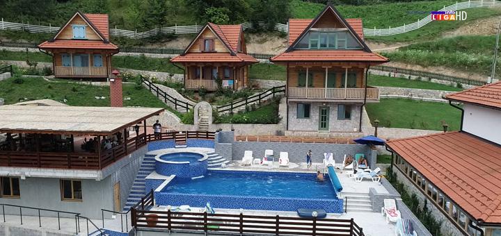"""il-nase-brdo-1- Turistički kompleks """"Naše brdo"""" iz Ivanjice, raj za goste iz Srbije (VIDEO)"""