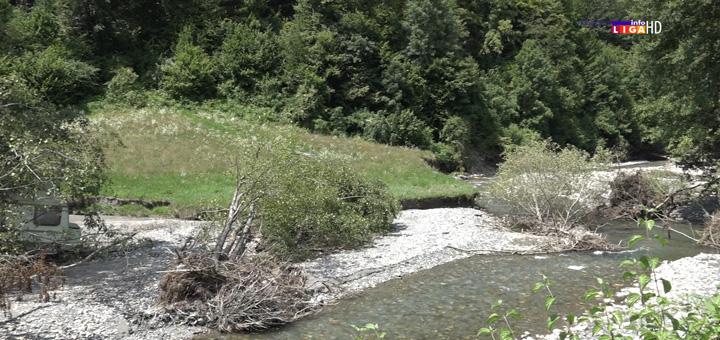 il-poplava-reka Neverovatno: Reka koja je poplavila Ivanjicu sada ni do kolena (VIDEO)