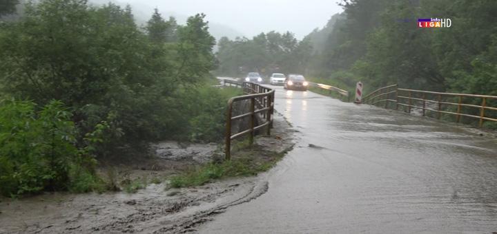 il-poplave-reka1 Neverovatno: Reka koja je poplavila Ivanjicu sada ni do kolena (VIDEO)
