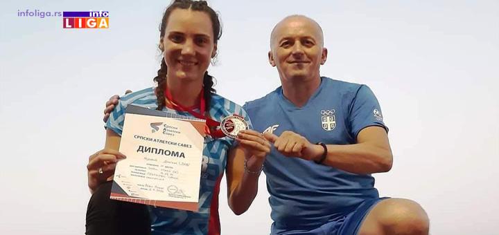 IL-Atletika-2 Dve medalje za atletičarke Javora na prvenstvu Srbije
