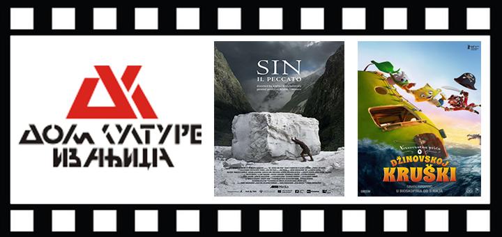 Filmski dani 24. i 25. septembar – Dom kulture Ivanjica
