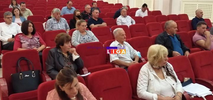 IL-Lucani Lučani: Skupština usvojila izveštaj o izvršenju i prvi rebalans budžet