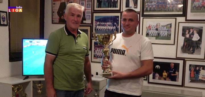 Nagrađeni najbolji u Opštinskoj ligi malog fudbala Ivanjica (VIDEO)