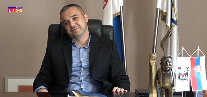 Predsednik opštine Arilje-Zajedničkim snagama možemo varoši vratiti stari sjaj (VIDEO)