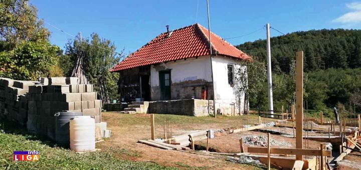 il-cubrici-lucani- Humanitarna akcija  za izgradnju nove kuće za Čubriće iz Lučana